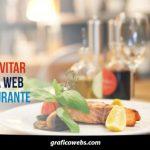 Los 7 Errores Que No Debes Cometer En La Página Web De Tu Restaurante