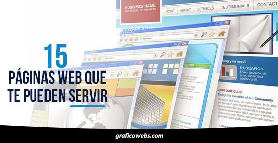 paginas web de utilidad