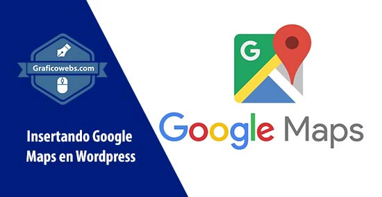 google maps para wordpress