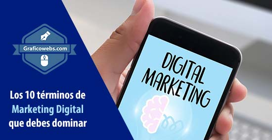 10 términos de marketing digital