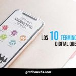 Los 10 términos de Marketing Digital que debes dominar parte 1