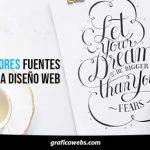 Las 10 mejores Google Fonts para Diseño Web
