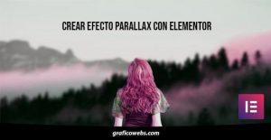 efecto parallax elementor