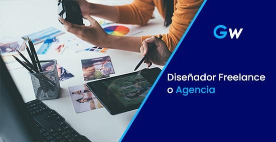 Diseñador Freelance o agencia
